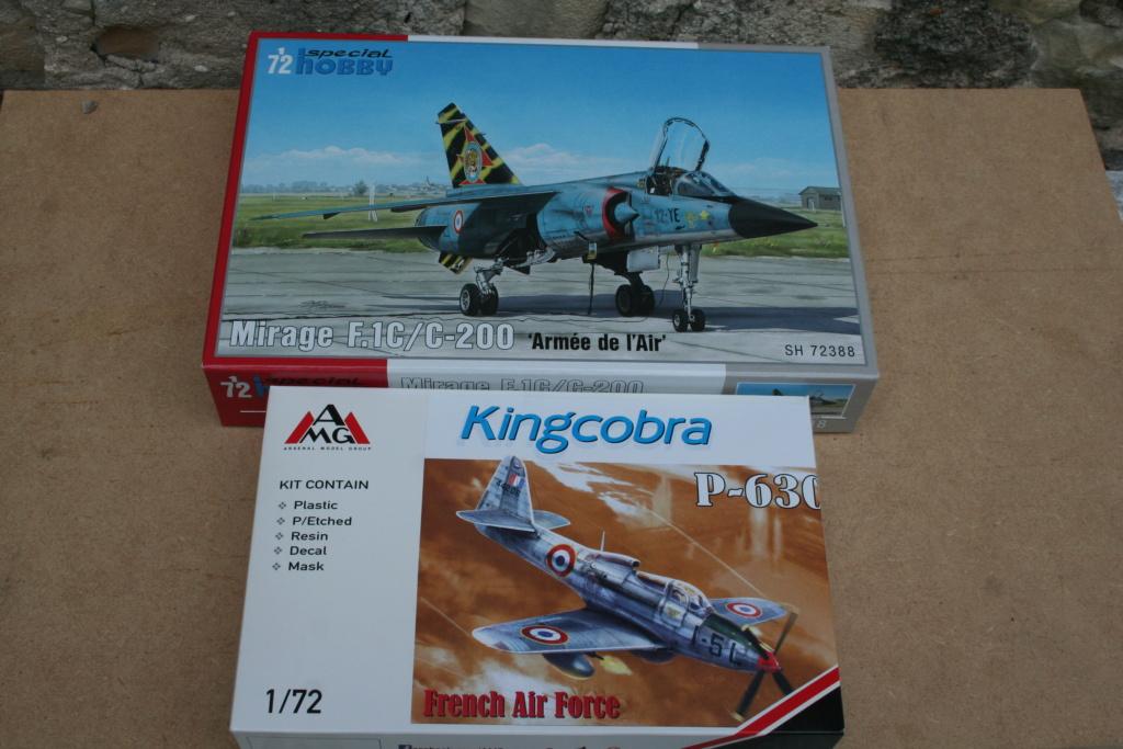 Mirage F1 C Normandie Niemen ( Special - Hobby au 1/72 )  Img_3424
