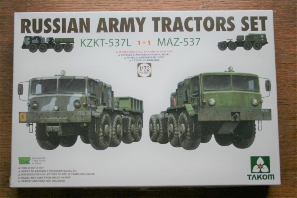 M1070 & M1000 w/D9R 1/72 ( Takom 5002 )*** Terminé en pg 7 - Page 2 Img_3534
