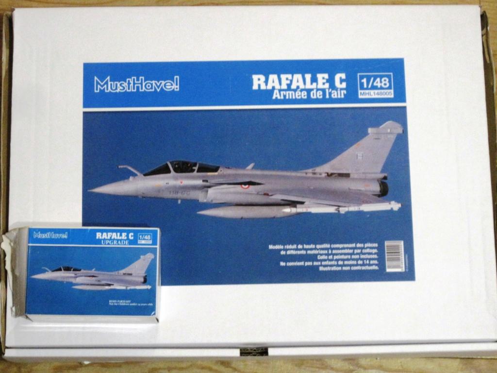 RAFALE - dernière monture du Normandie Niemen (1/48 MUSTHAVE) Img_8111