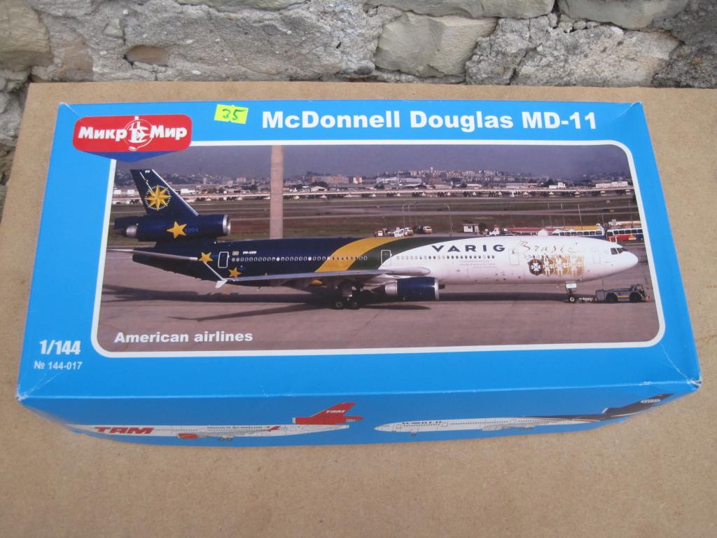 MD-11 VARIG ( mikro-mir 1/144)  Img_8629