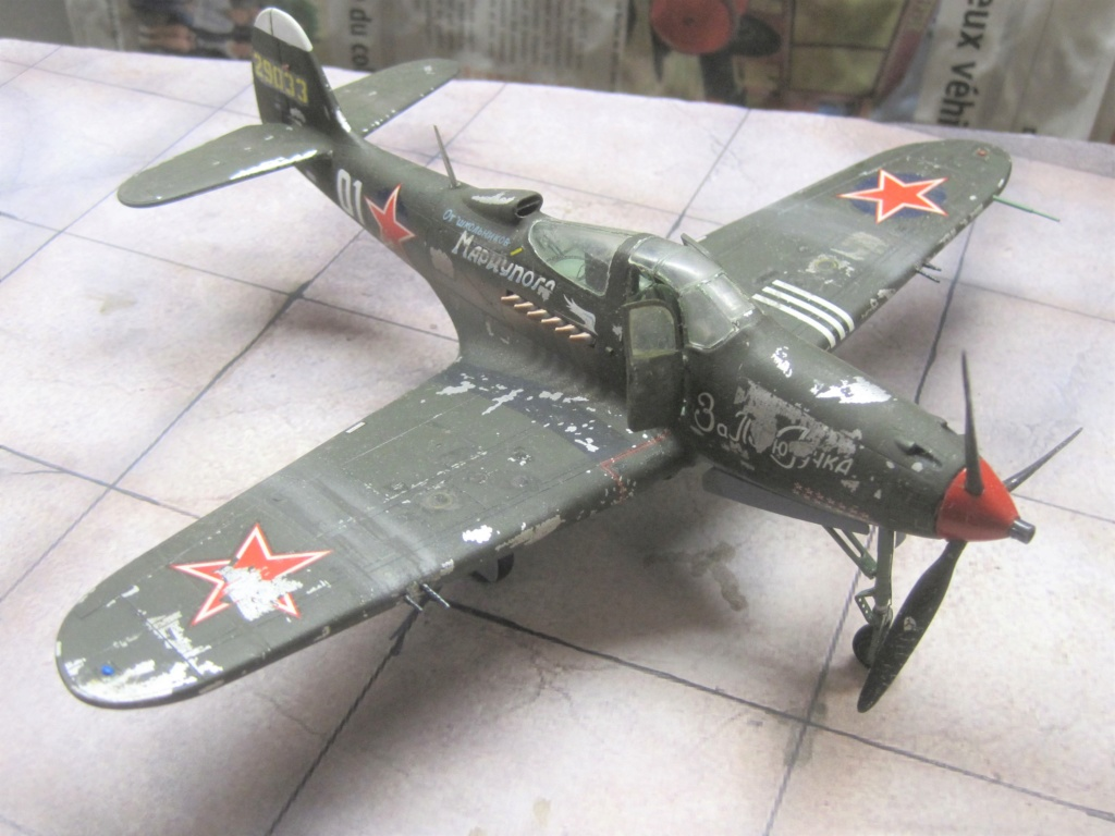 Bell P-400 Airacobra au 1/48 ( Eduard 8061 ) --> P-39 N  - Page 2 Img_8662