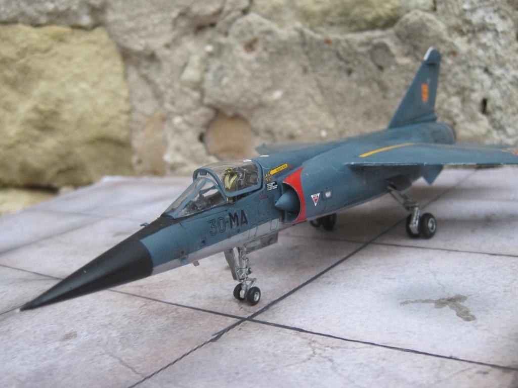 Mirage F1 C Normandie Niemen ( Special - Hobby au 1/72 )  Img_8762