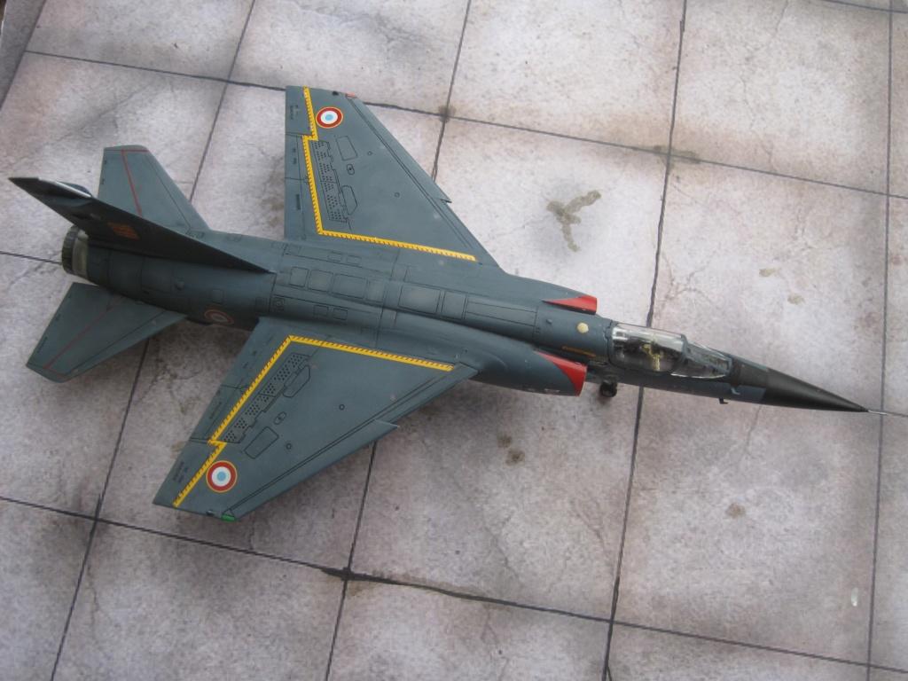 Mirage F1 C Normandie Niemen ( Special - Hobby au 1/72 )  Img_8764