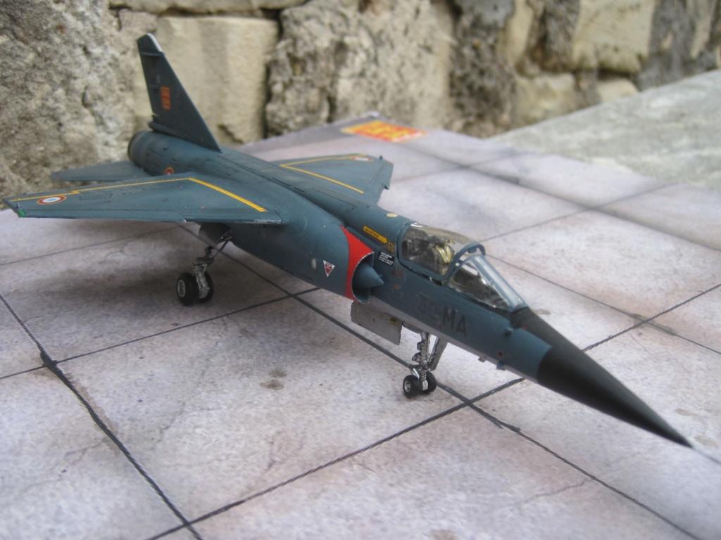 Mirage F1 C Normandie Niemen ( Special - Hobby au 1/72 )  Img_8766