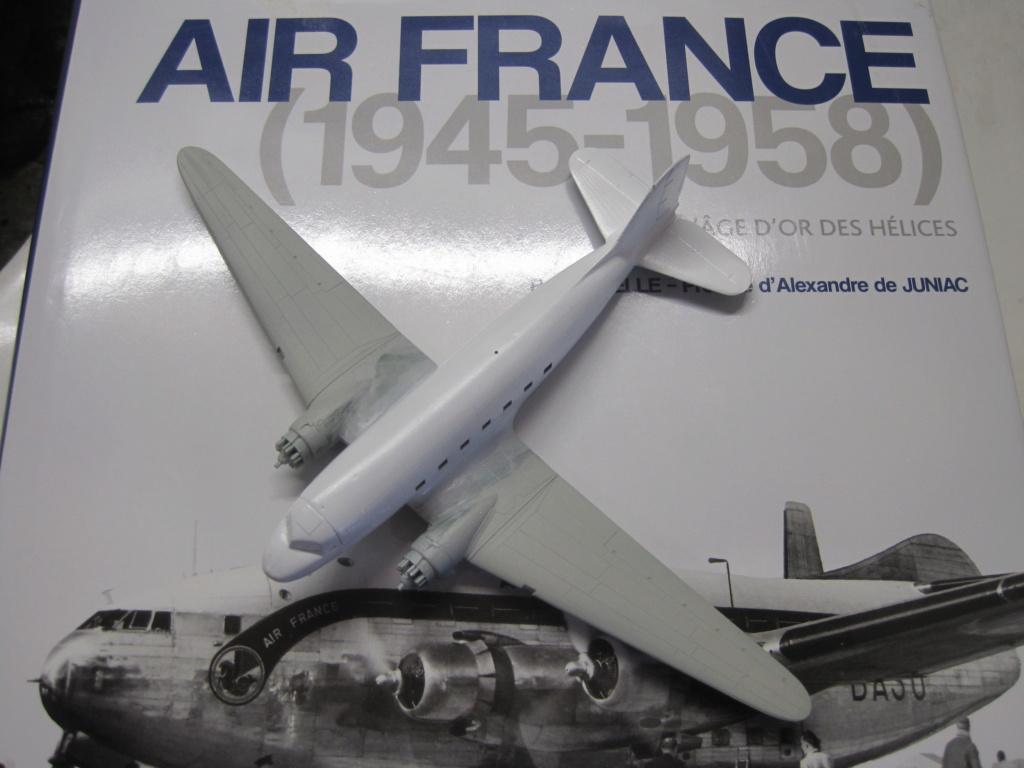 Fil rouge 2019 : DC3/C47 AIR FRANCE (KARAYA au 1/144) *** Terminé en pg 2 Img_8767