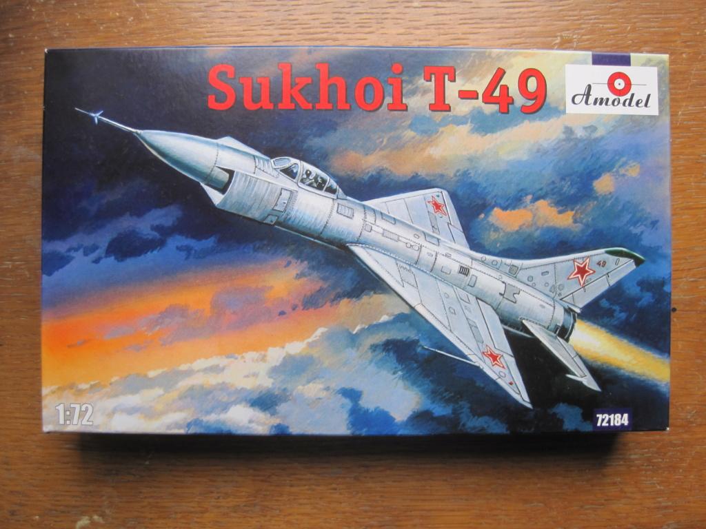 SUKHOI T49 (A-model au 1/72 )  Img_8824