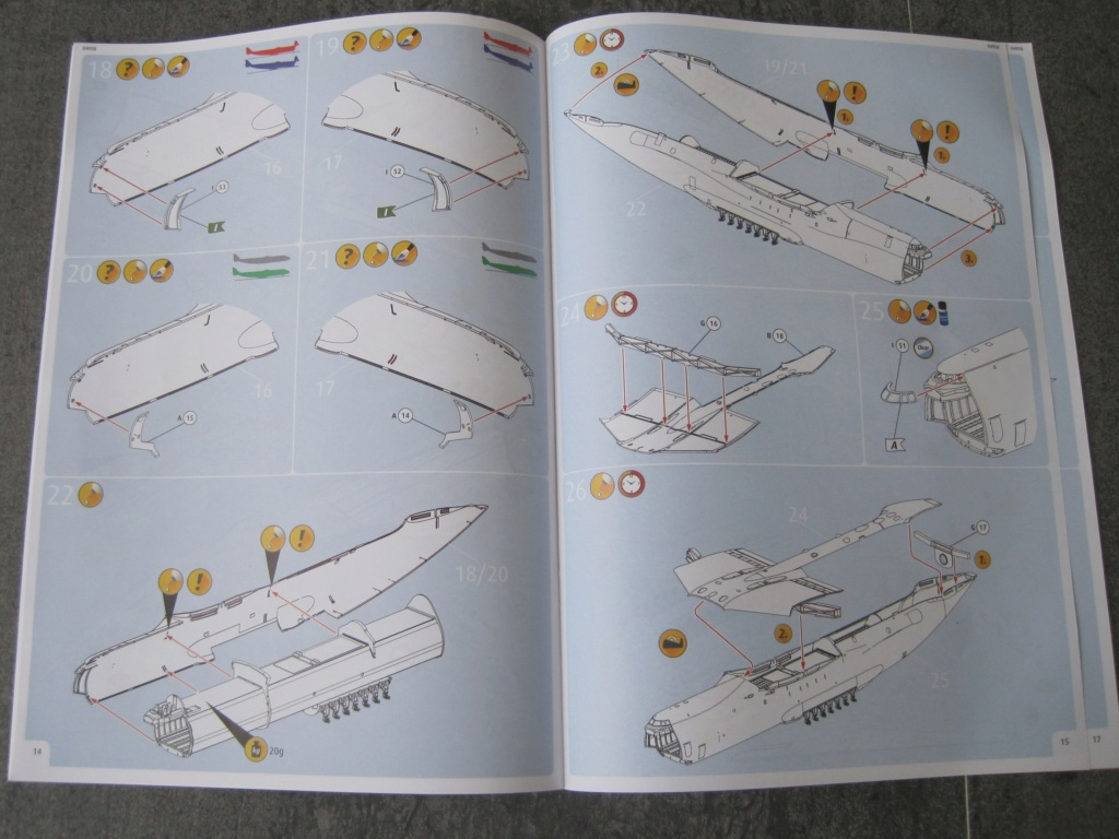 AN 225 ( Revell au 1/144 )  Img_8846
