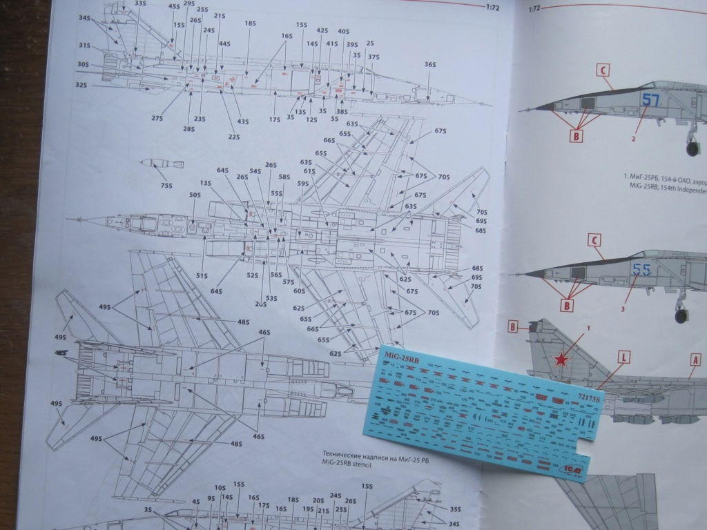 MIG 25 RB (1/72 ICM) - Page 6 Img_8869