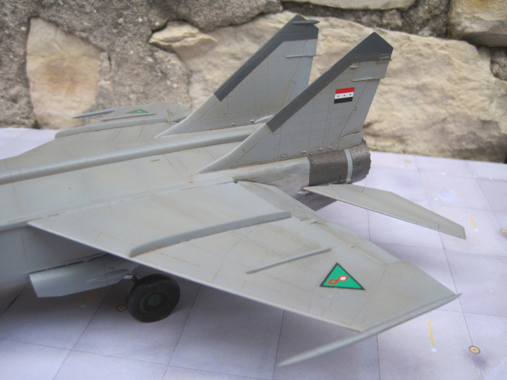 MIG 25 RB (1/72 ICM) - Page 6 Img_8874