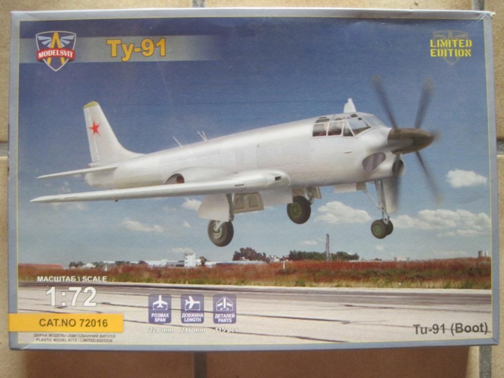 TU 91 Boot ( modelvist au 1/72 )  Img_8917