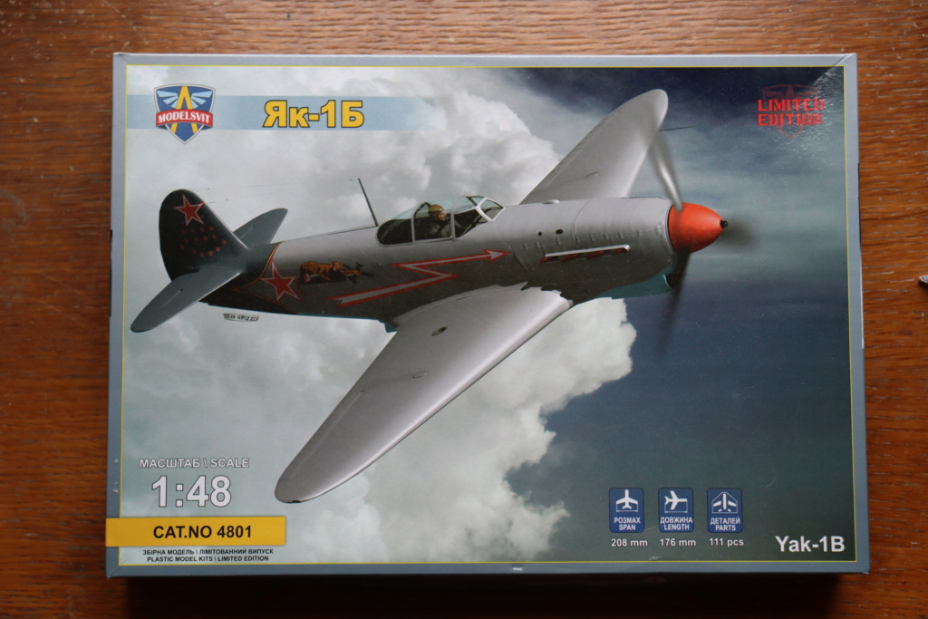 YAK 1b Albert LITTOLF (MODELSVIT 1/48) Img_9462