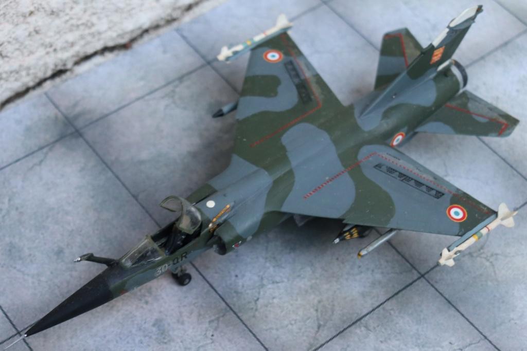 Mirage F1 CT au 1/72 ( HELLER avec ajout Spécial hobby )  Img_9519
