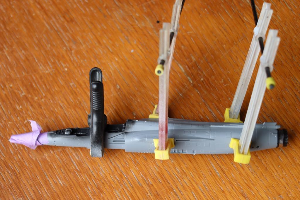 Mirage F1 B NORMANDIE NIEMEN ( special hobby 1/72) fini p4 Img_9533