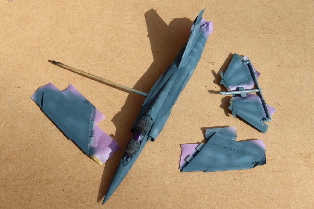 Mirage F1 B NORMANDIE NIEMEN ( special hobby 1/72) fini p4 - Page 2 Img_9538