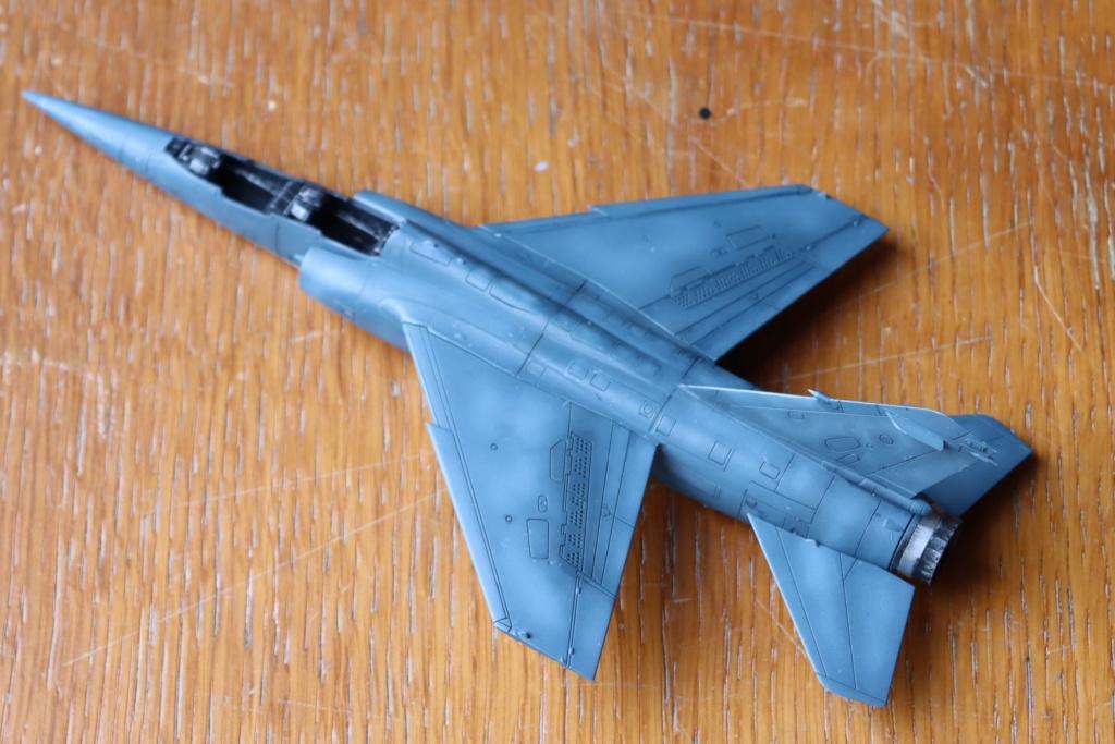 Mirage F1 B NORMANDIE NIEMEN ( special hobby 1/72) fini p4 - Page 2 Img_9545