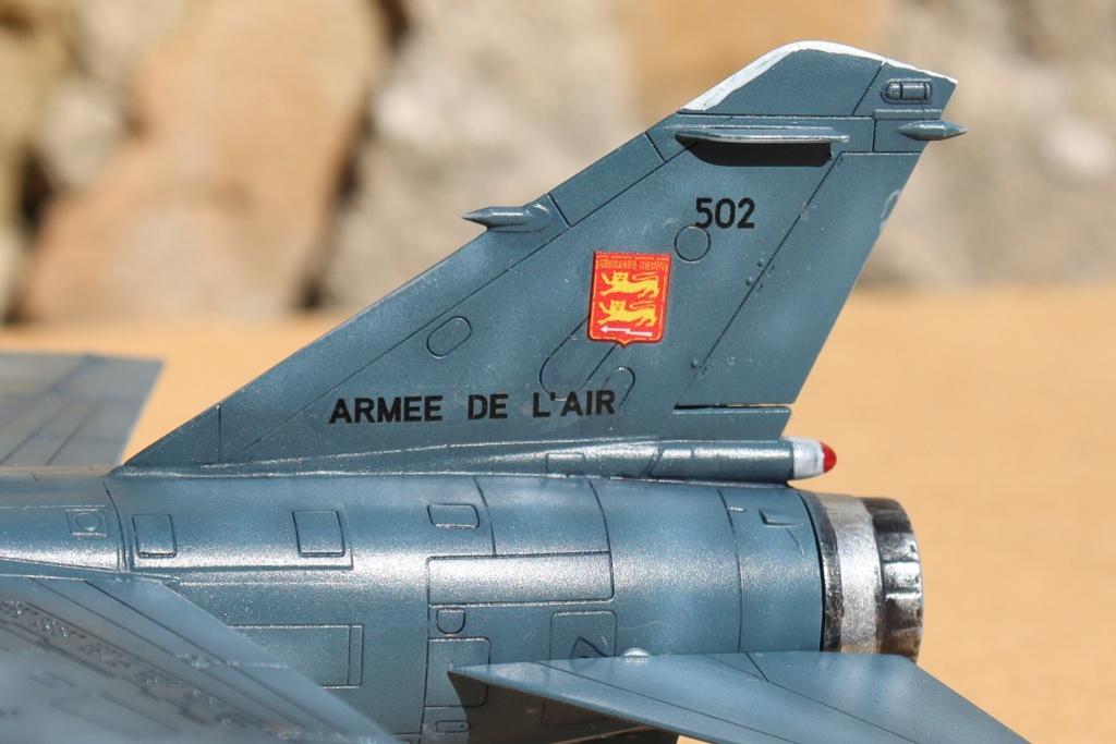 Mirage F1 B NORMANDIE NIEMEN ( special hobby 1/72) fini p4 - Page 3 Img_9552