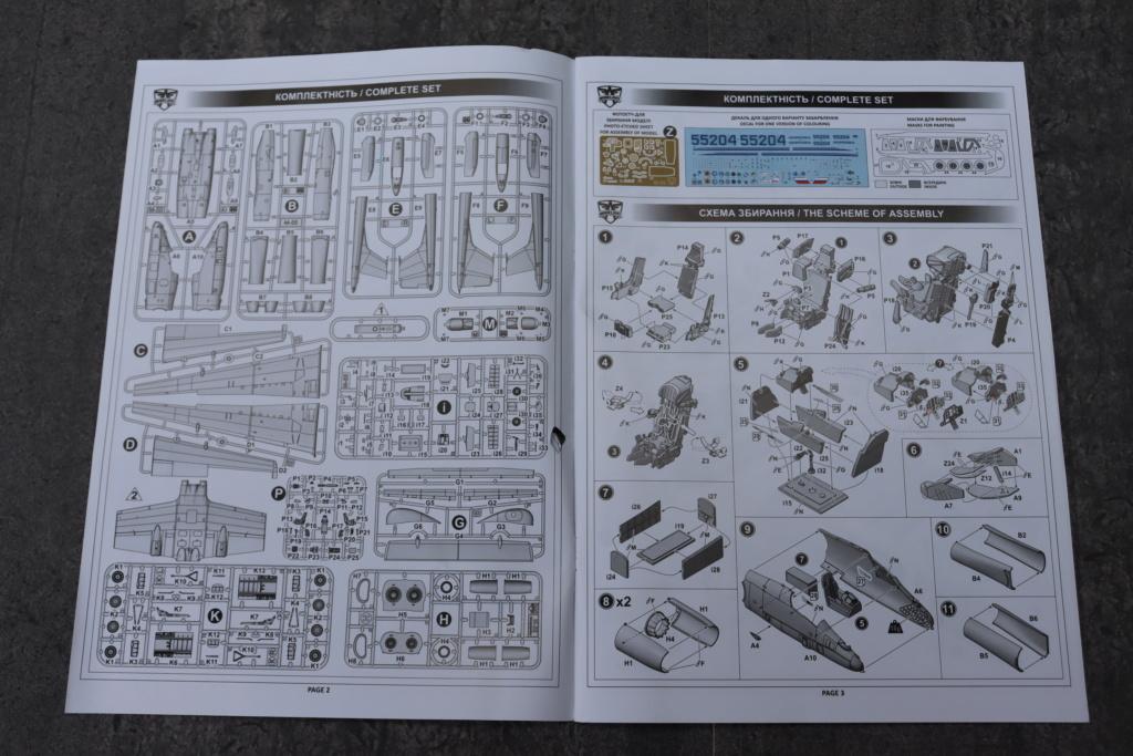 Miassichtchev M-55 Geophysica ( MODELVIST 1/72 ) - Page 2 Img_9819