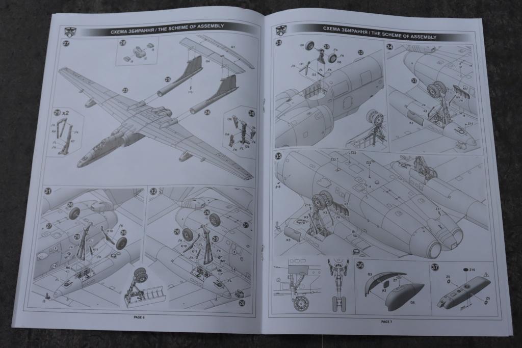 Miassichtchev M-55 Geophysica ( MODELVIST 1/72 ) - Page 2 Img_9820
