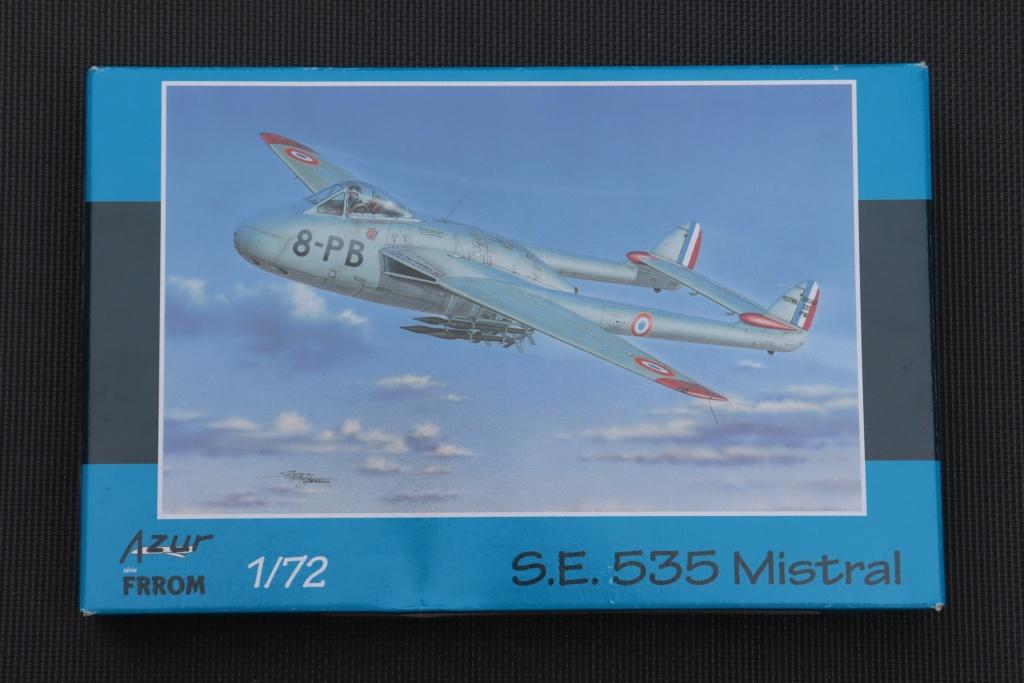 SNCASE 535 MISTRAL ( AZUR FRROM 1/72) Img_9854