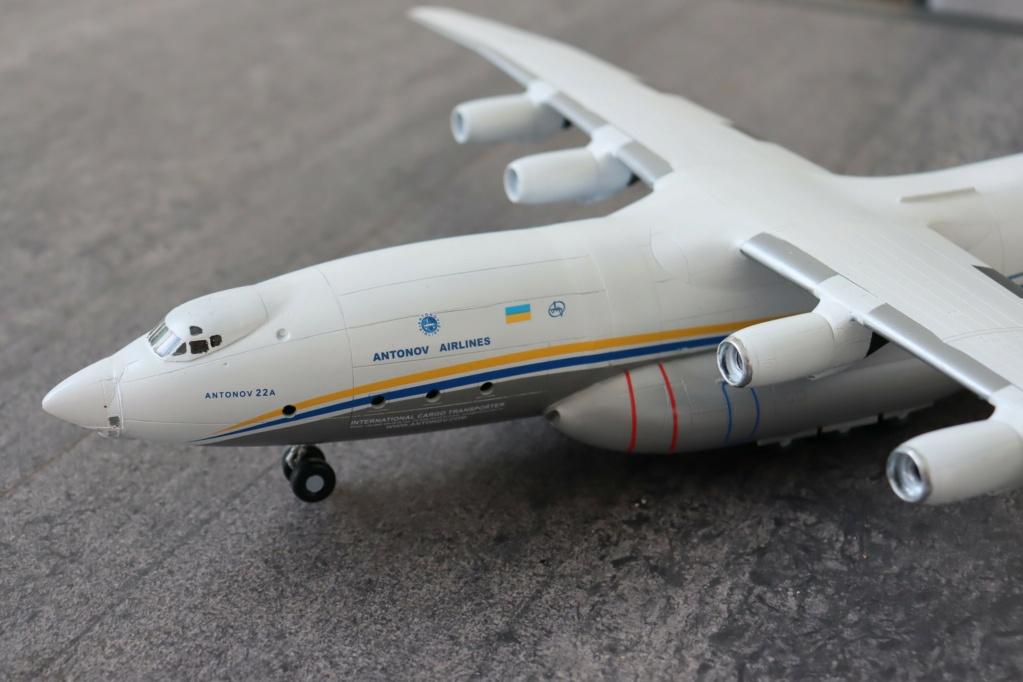 Antonov AN 22 ( AA au 1/144 ) - Page 3 Img_9920