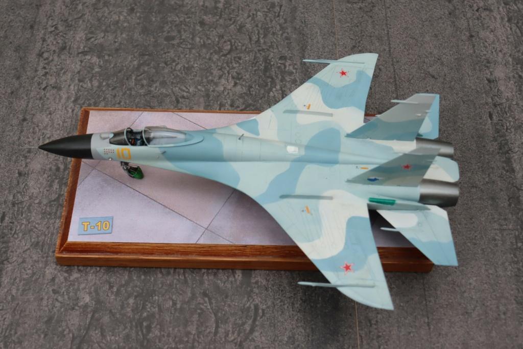 Sukhoi T10 (MODELVIST 1/72) - Page 4 Img_9923