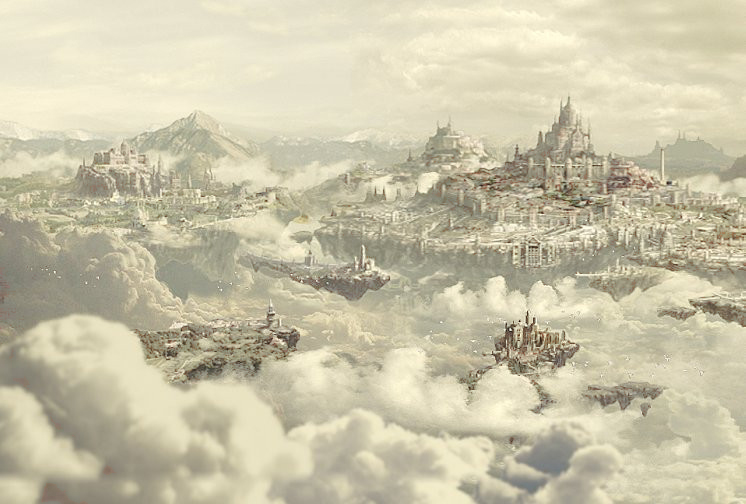 Londres: Capital do Império. Asgard10