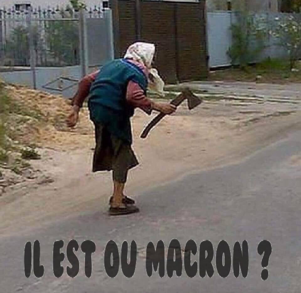 La phrase du jour de Macron ! Il_est12