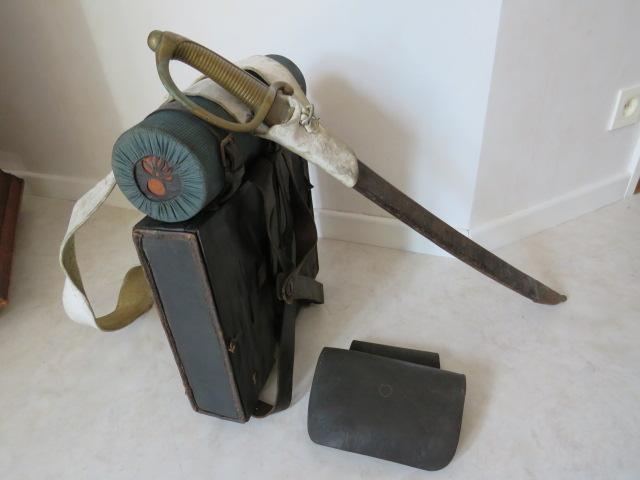 De l'équipement 1er empire - restauration de grenier.. Img_1916