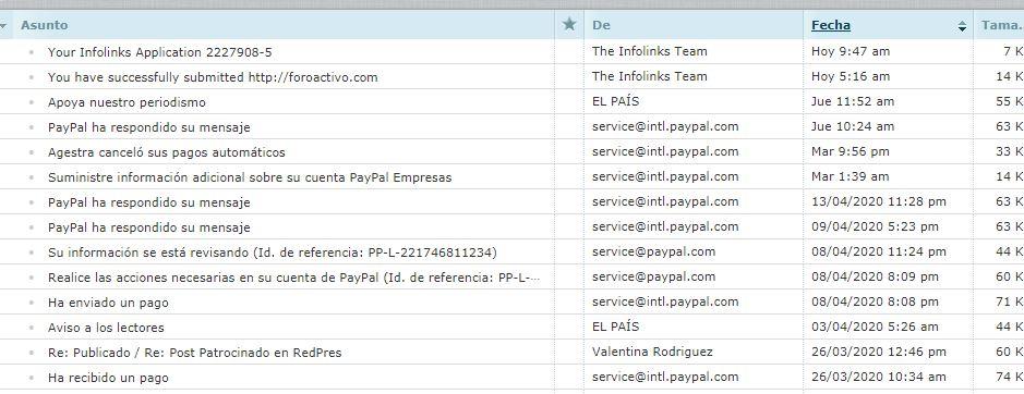 Mi dominio ha dejado de funcionar aun cuando estaba pago por un año desde octubre[#16573] Captur15