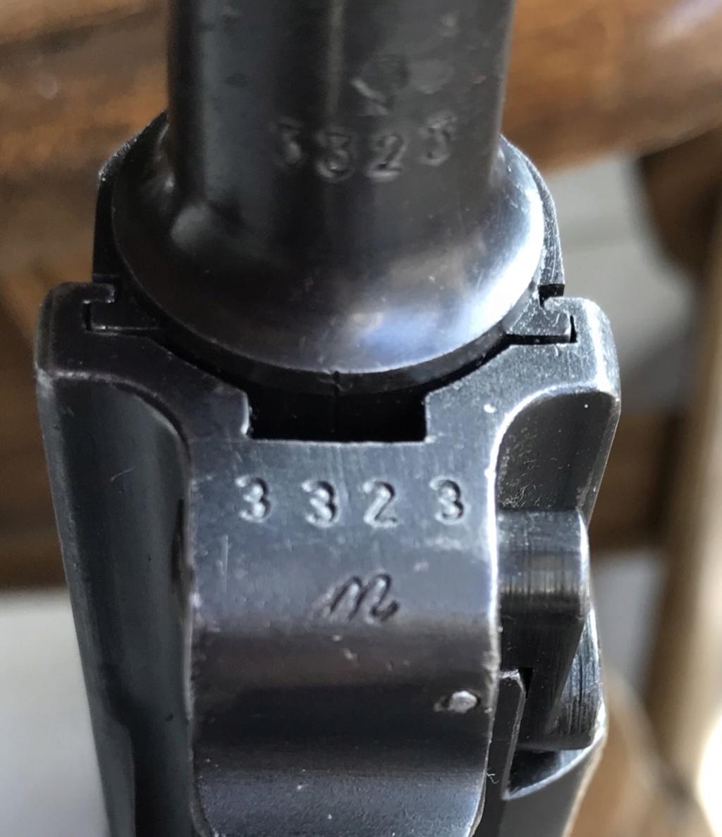 Mauser P08  byf 42 05db8110