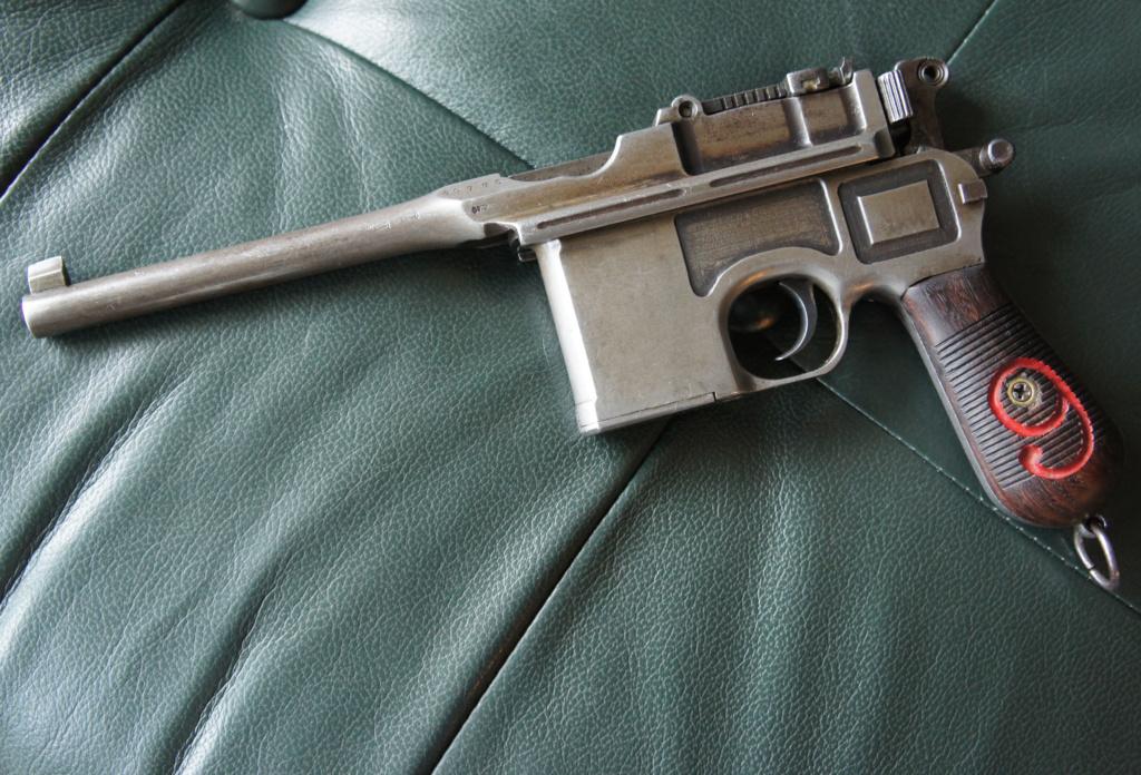 """Les maladies de """"vieillesse"""" mon Mauser C—96"""" 95246410"""