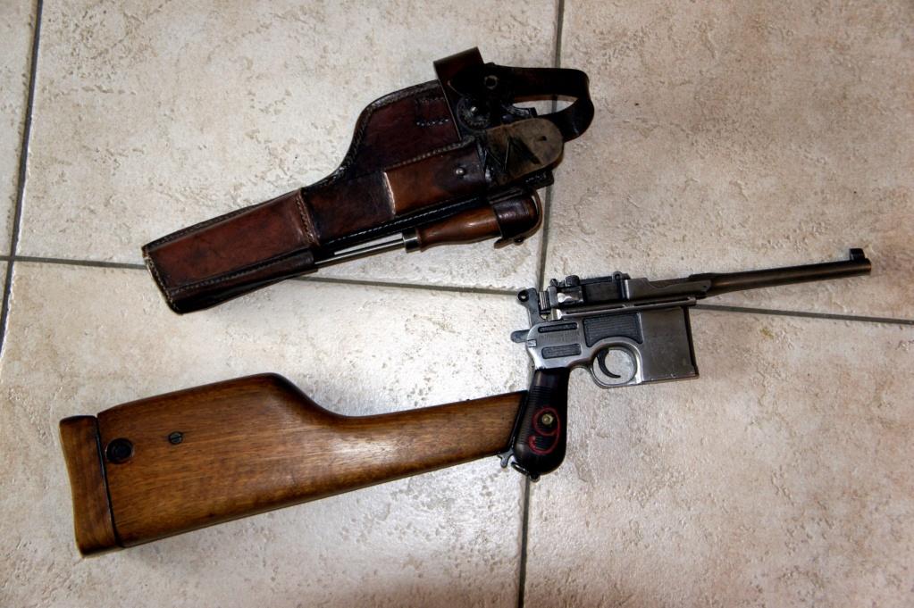 """Les maladies de """"vieillesse"""" mon Mauser C—96"""" 953df510"""