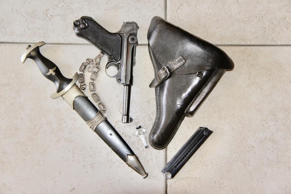 Mauser P08  byf 42 Ae108310