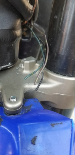 Help identify these wires!  20180813