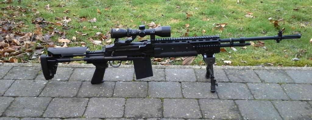 M14 ebr version longue G&G custom 20170212