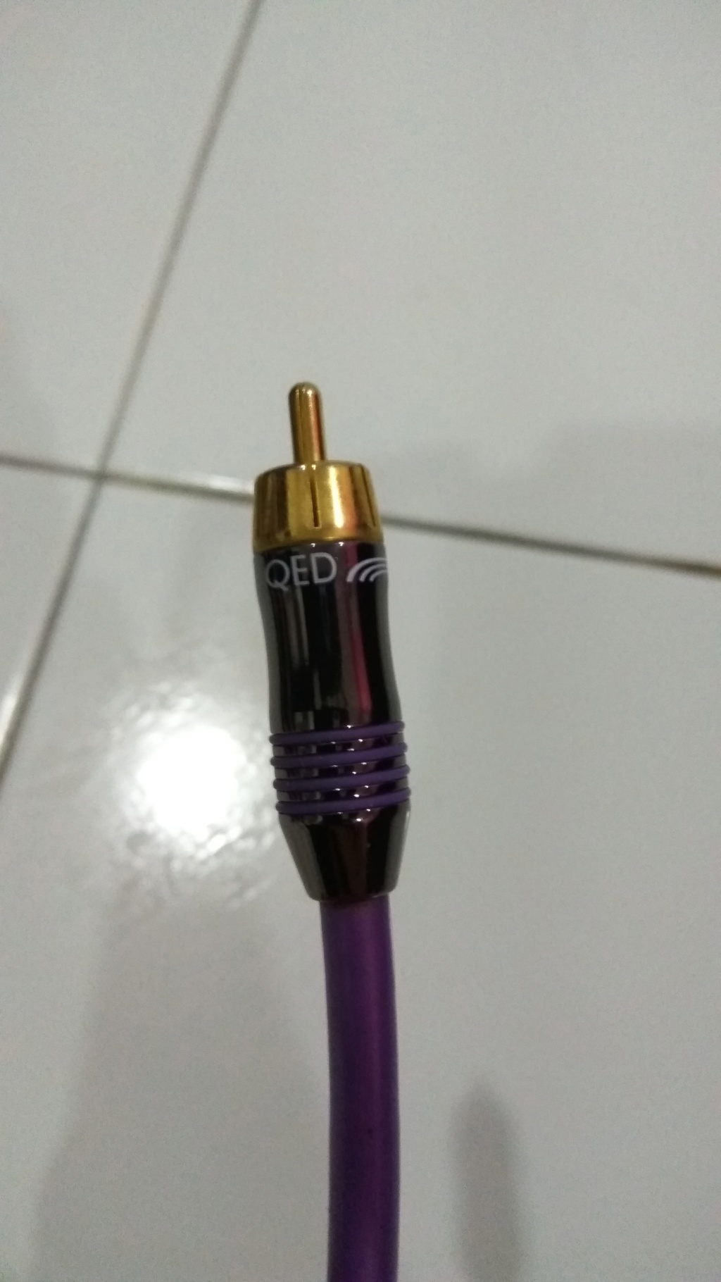 QED Qunex P75 Precision Co-Axial Cable Img_2012