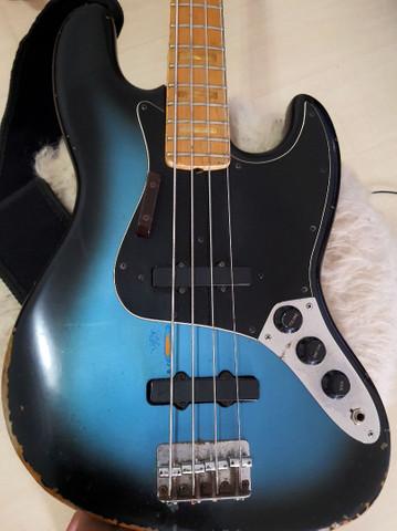 Fender 1975 é falso? Fe10