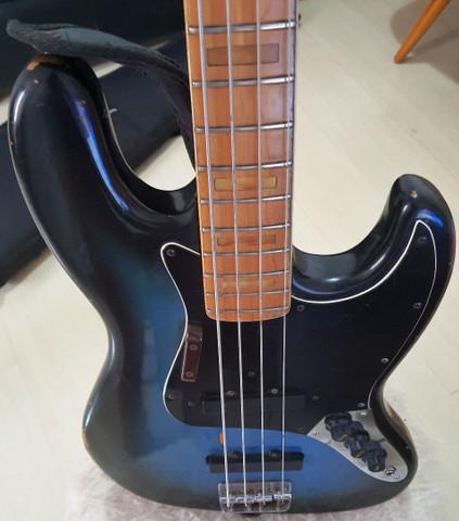 Fender 1975 é falso? Few10