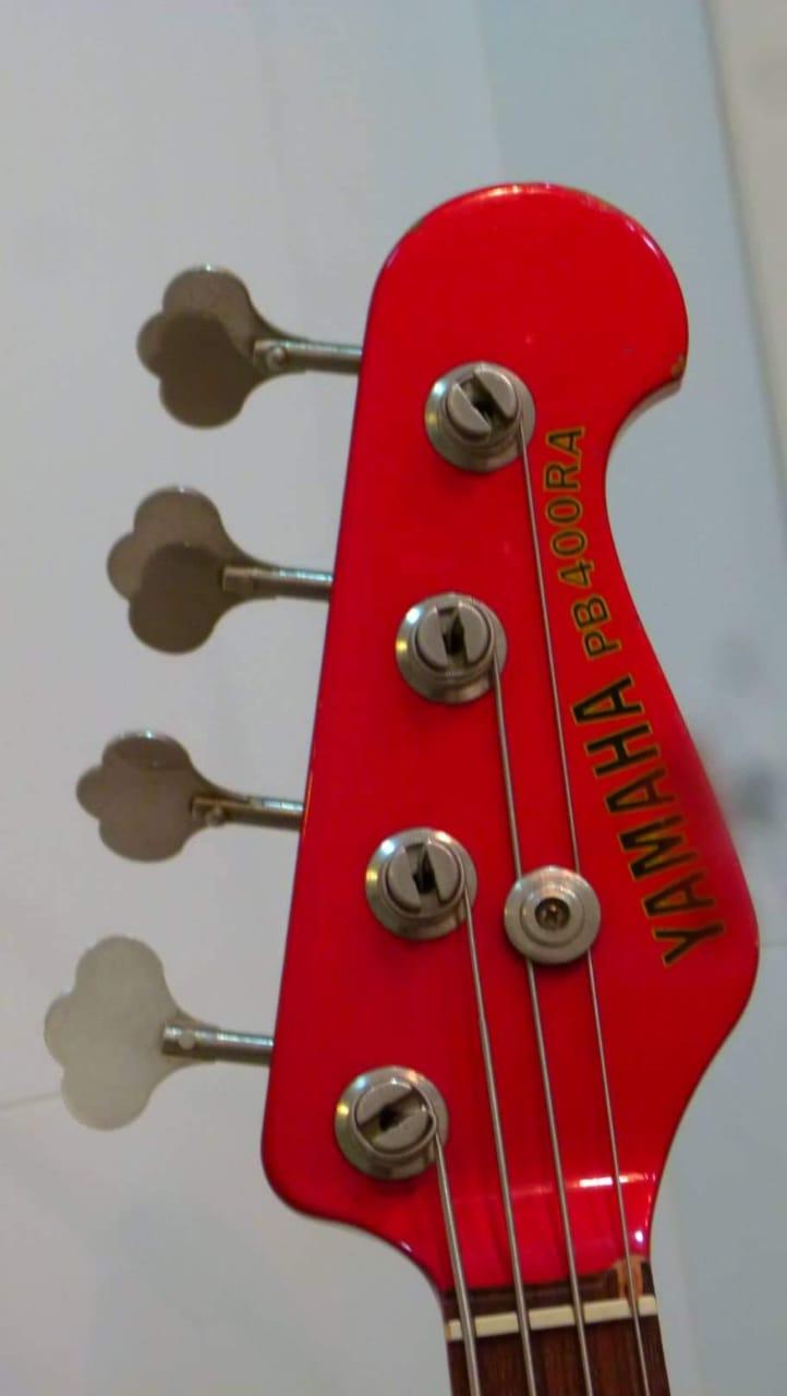 Restaurando um antigo Yamaha precision Whatsa23