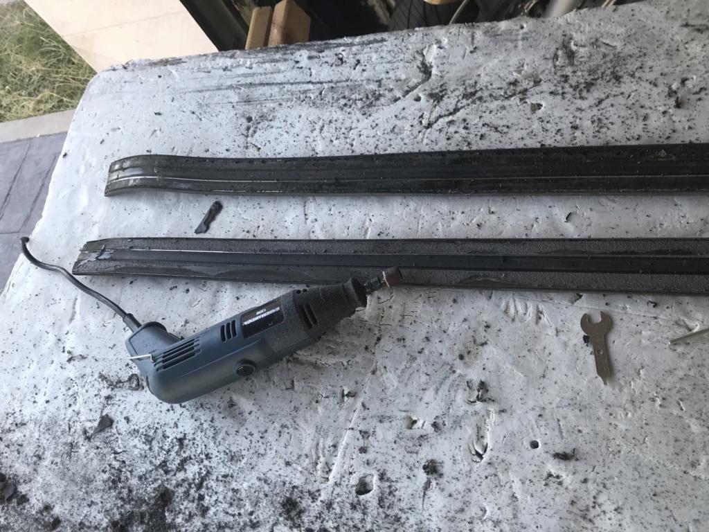 Restauración molduras Citroen CX 3c556910