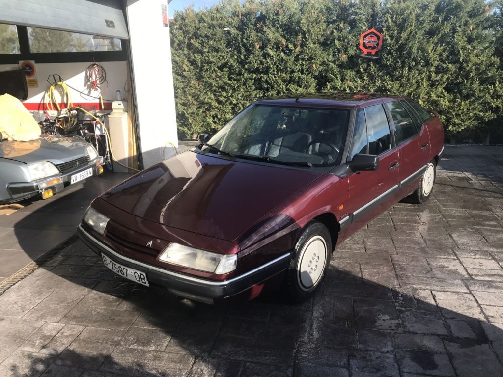 Citroen XM Turbo CT F3e1f210