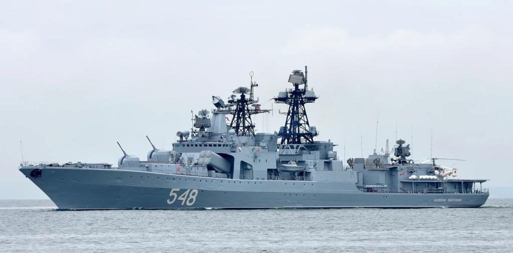 Ruska borbena grupa ušla u Južno Kinesko More 115510