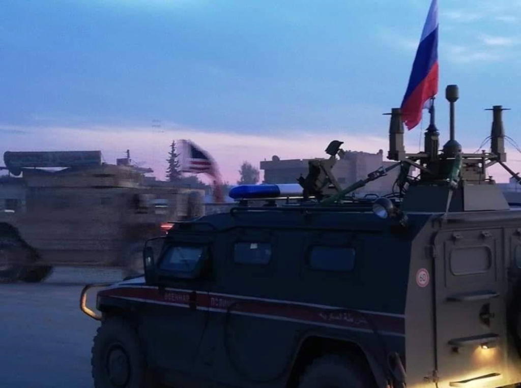 Sirija: Amerikanci zauzeli naftna polja 17da2c10