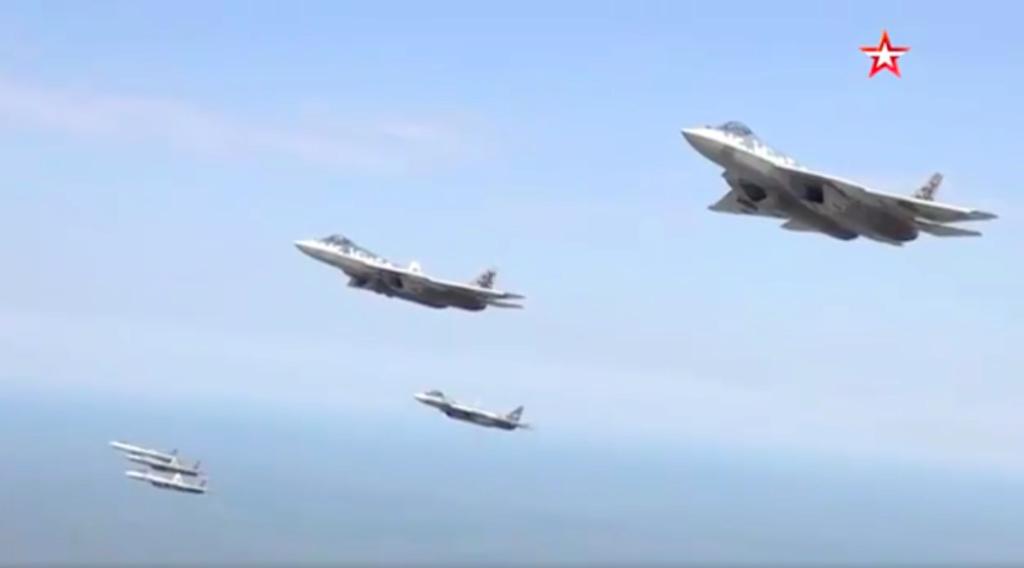 Putin: Krećemo u masovnu nabavku Su-57, umjesto 16 nabavljamo 76 do 2028 Slika229