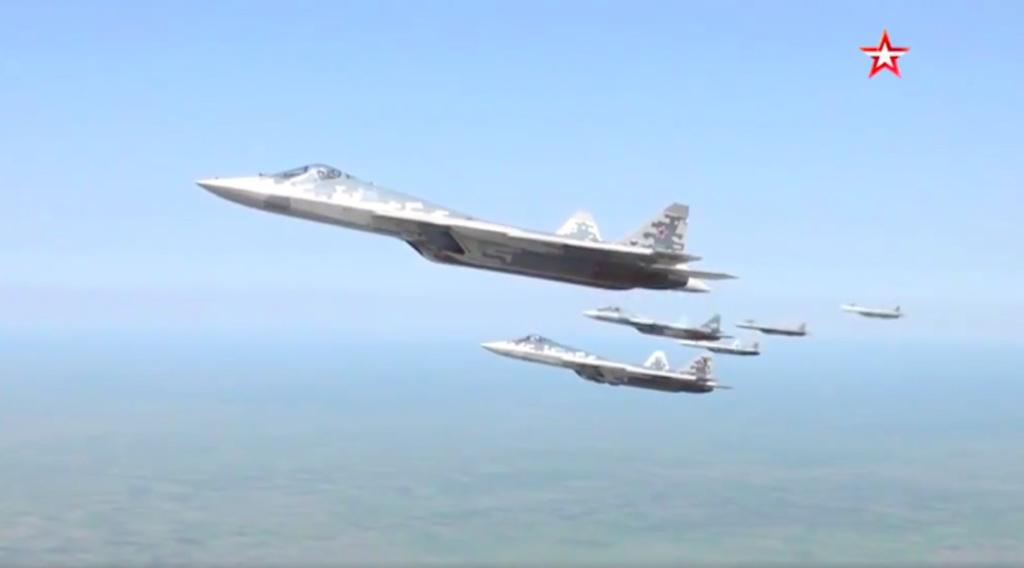 Putin: Krećemo u masovnu nabavku Su-57, umjesto 16 nabavljamo 76 do 2028 Slika230