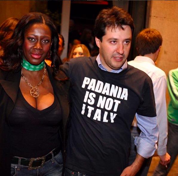 Milano: Salvini na čelu najvećeg skupa europske desnice Slika235