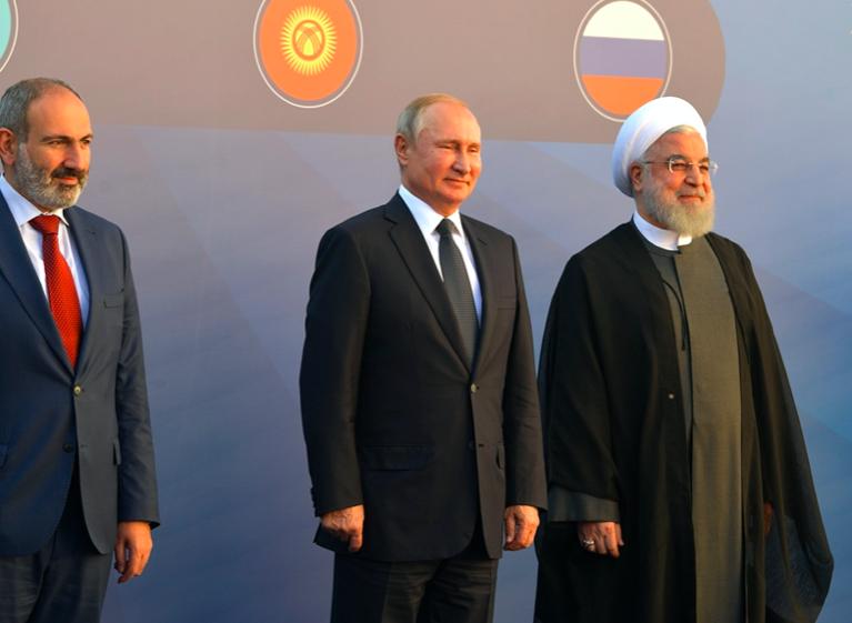 Iran ulazi u Euroazijsku Uniju Slika281