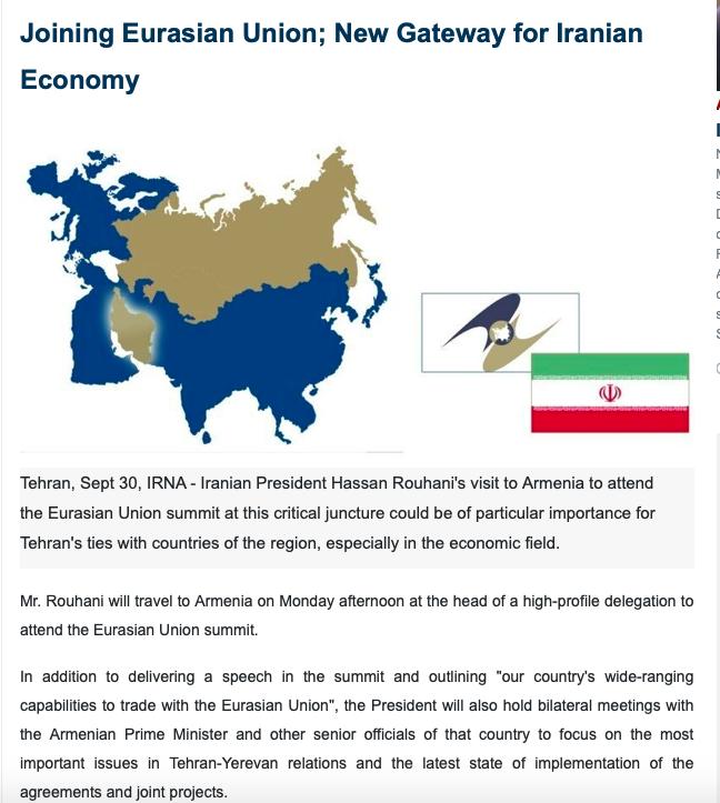 Iran ulazi u Euroazijsku Uniju Slika284