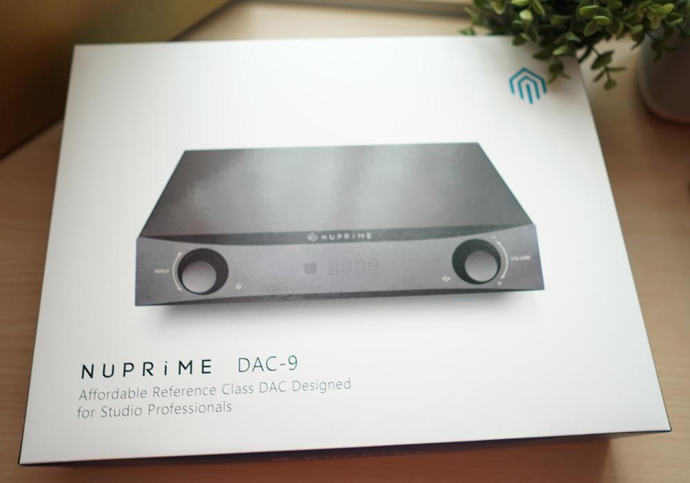 [SOLD] NuPrime DAC-9 DAC + Preamplifier Dac9_016