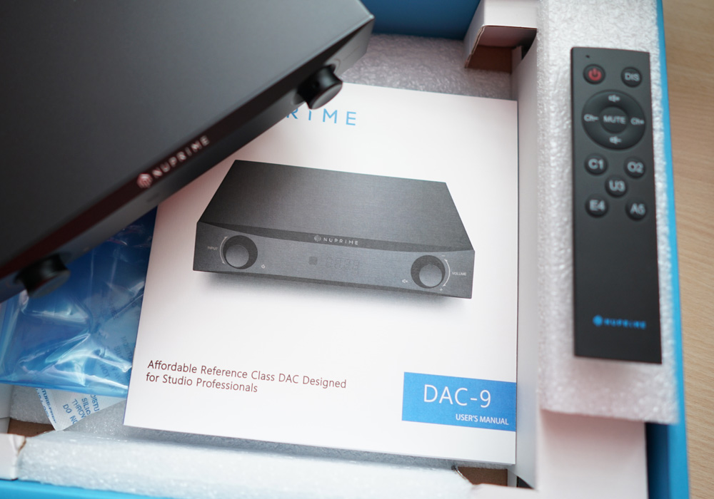 [SOLD] NuPrime DAC-9 DAC + Preamplifier Dac9_018